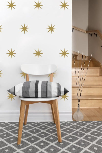 Morning Star Decals | Vinyl Wall Pattern