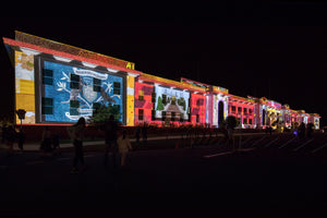 Enlighten Festival, Canberra, 2019