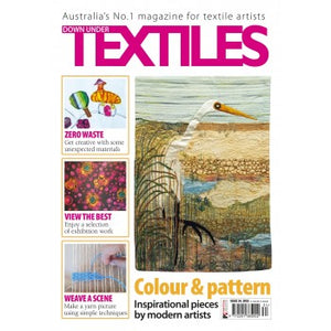 Feature Article in Down Under Textiles