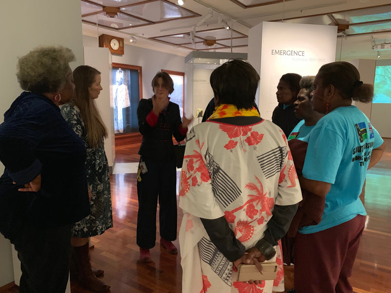 Private Curator Tour at Museum of Australian Democracy