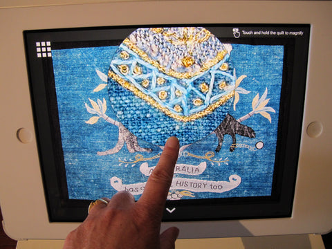 moad udhr quilt project helen fraser quilt embroidery