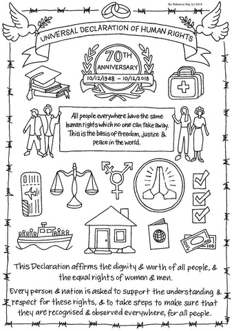 UDHR embroidery sampler rebecca ray textile artist moad old parliament house canberra