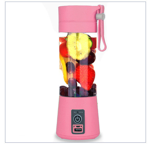 Portable USB Handheld Milkshake Smoothie Maker * Rechargable