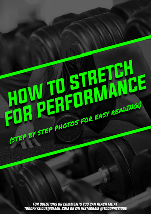 Stretching for Performance (FREE Ebook) - FlexAppeal | What's Your #FLEXAPPEAL?
