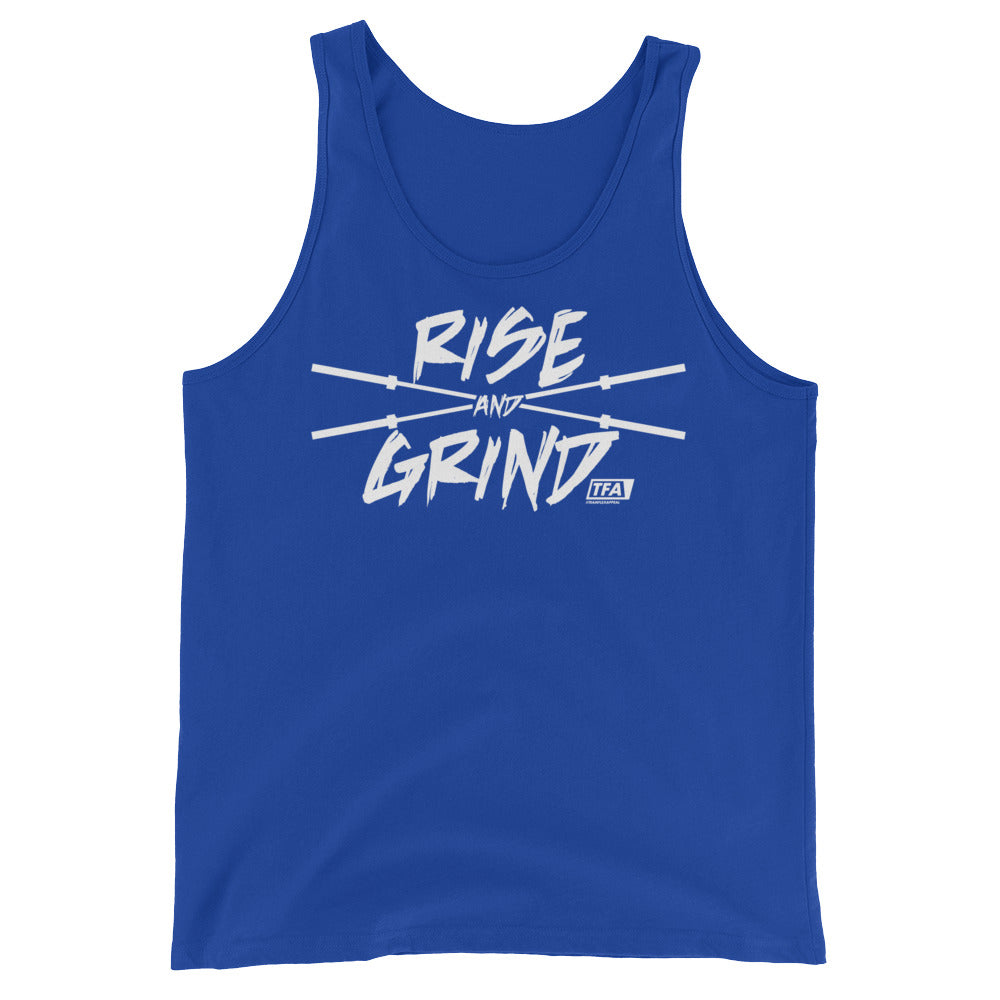 Rise and Grind Tank - FlexAppeal | What's Your #FLEXAPPEAL?