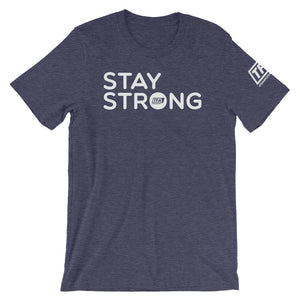 """Stay Strong"" Tee - FlexAppeal 