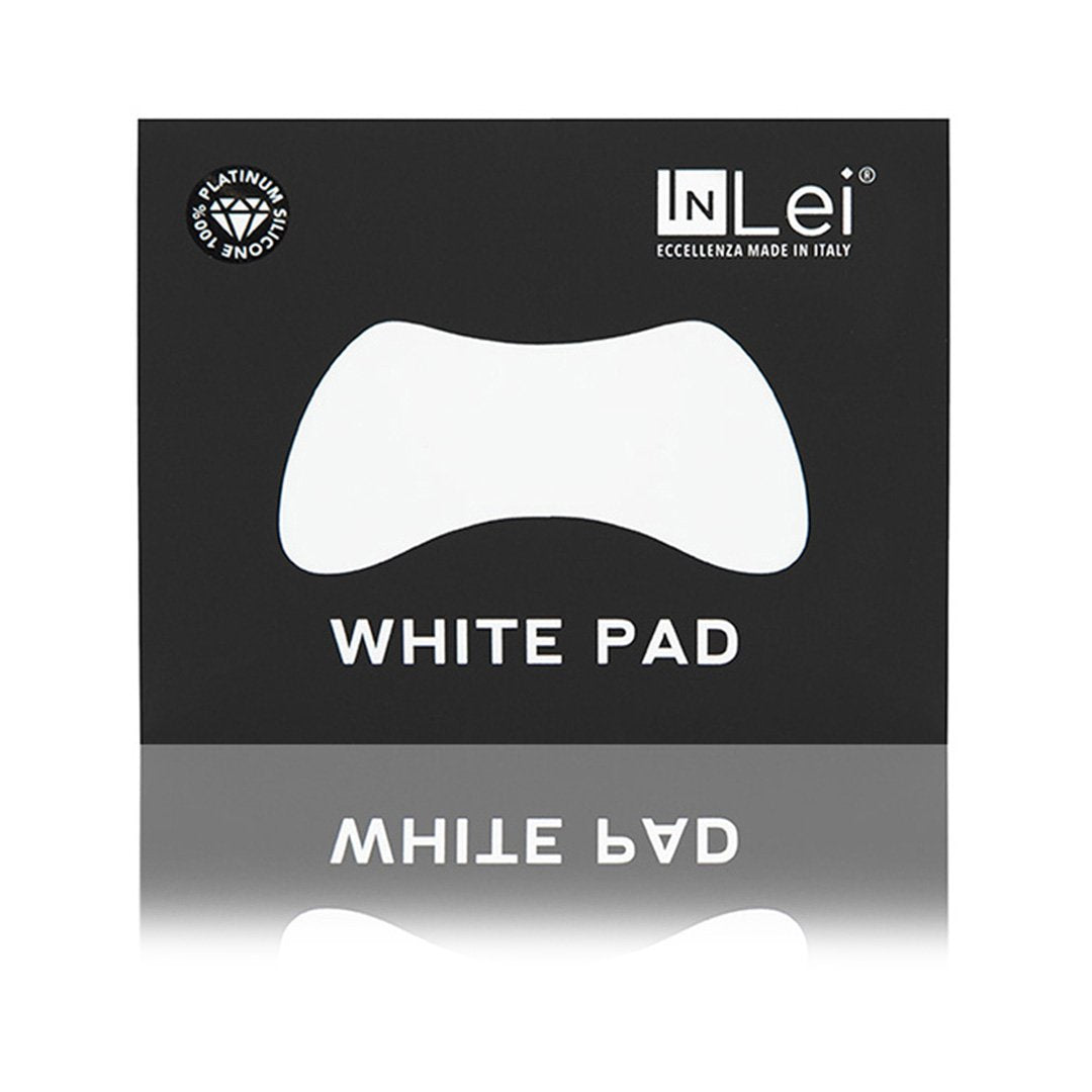 "InLei ""WHITE PAD"" Patch De Protection En Silicone Polyvalents"