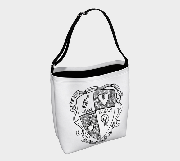 Badge Neoprene Tote