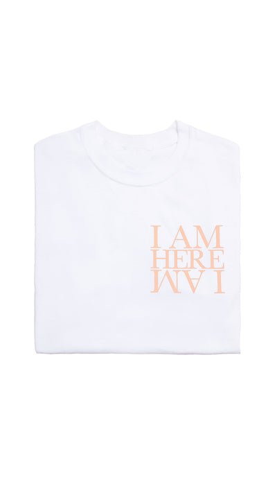 The 'Here' Tee - Limited Edition