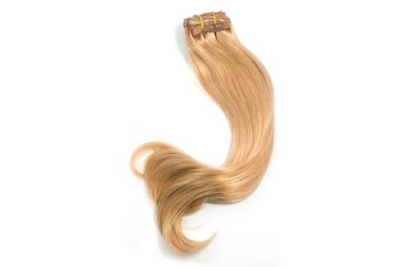 Tesoro Hair Snickerdoodle Blend 10/16 Clip in Extensions