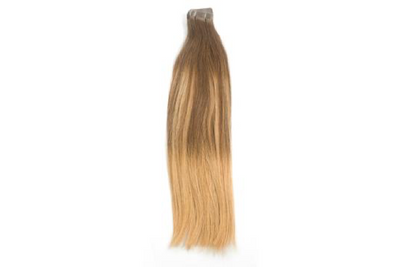Tesoro Hair Toffee Blonde Ballayage 4/14 Tape Extensions 20""