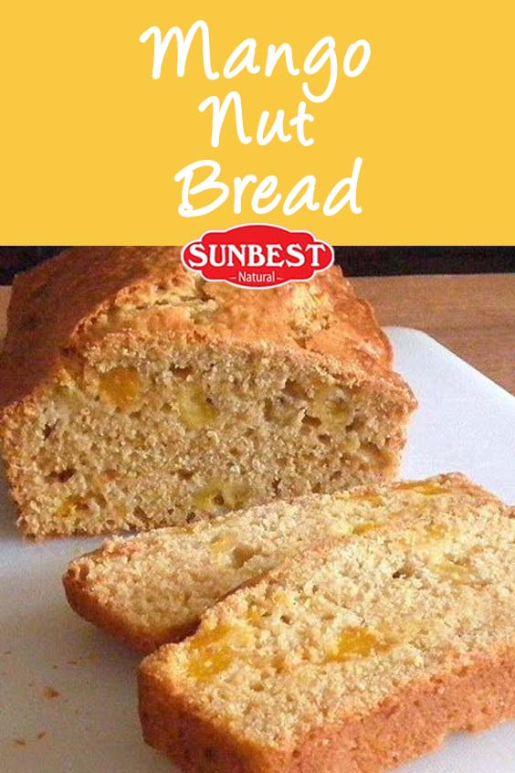 Mango Nut Bread Recipe
