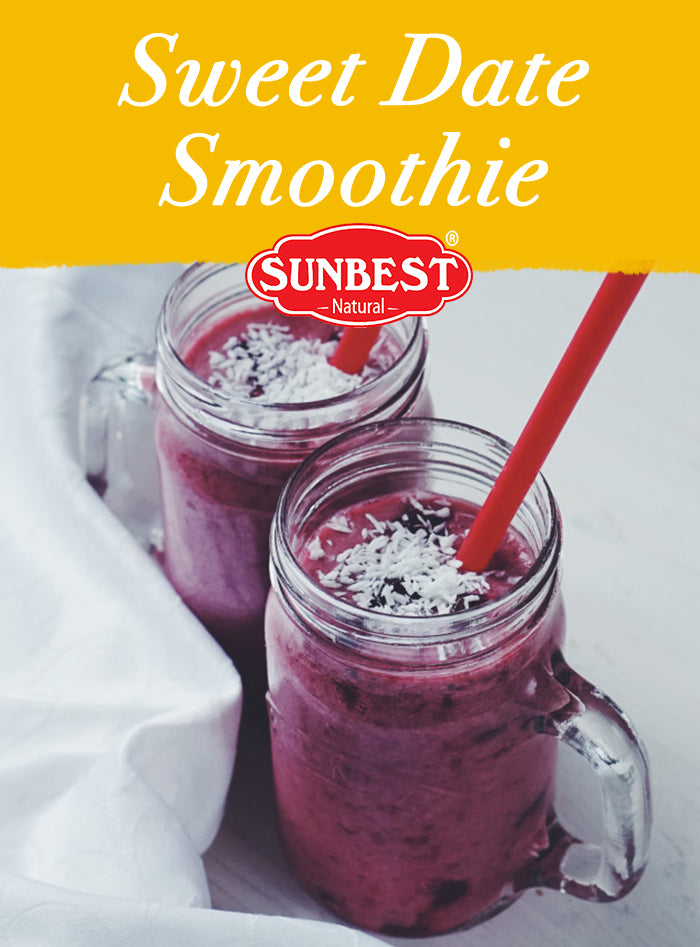 Sweet Date Smoothie
