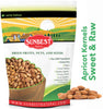Organic Sweet Raw Apricot Kernels (No Shell)