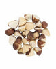Raw Brazil Nuts (Half Broken, No Shell)