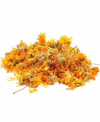 Calendula Petals (Whole Flower Leaves)