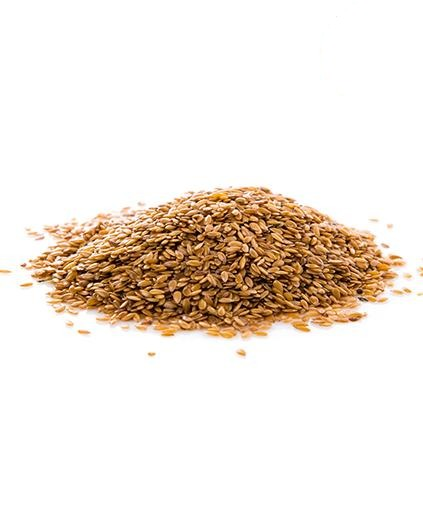 Organic Golden Flax Seeds ( Whole )