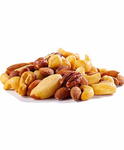Mixed Nuts Roasted & Salted