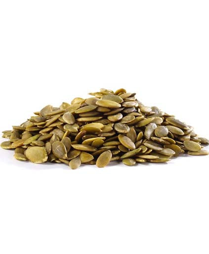 Raw Pumpkin Seeds / Pepitas; Unsalted, No Shell