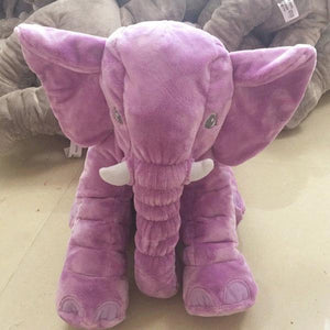 Large High Quality Elephant Plush Pillow