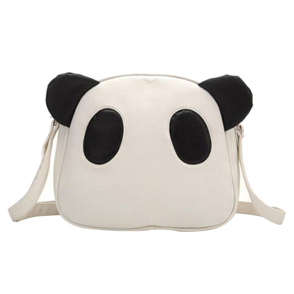 Women s Cute Panda Leather Handbag Crossbody Shoulder Bags – Berry ... d1d5638f4bc76