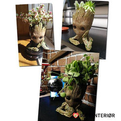 Baby Groot Blomsterpotte - Mittinterior.no