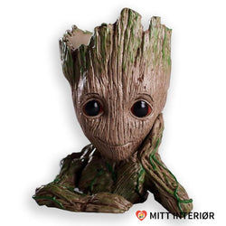 Baby Groot Blomsterpotte Stirrende Søthet - Mittinterior.no