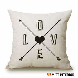 Moderne Puter Love Arrow - Mittinterior.no