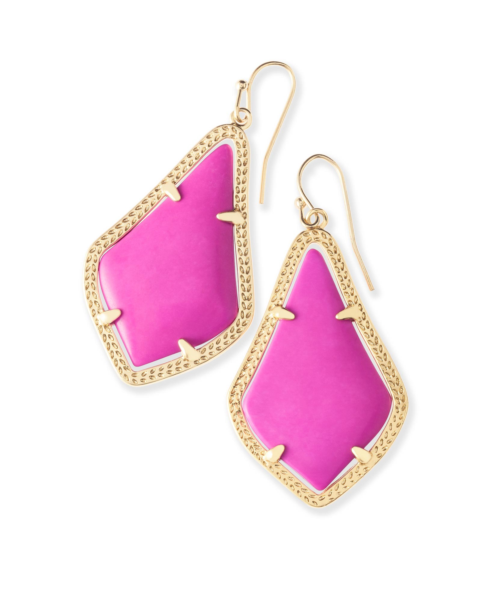 Alex Gold Drop Earrings