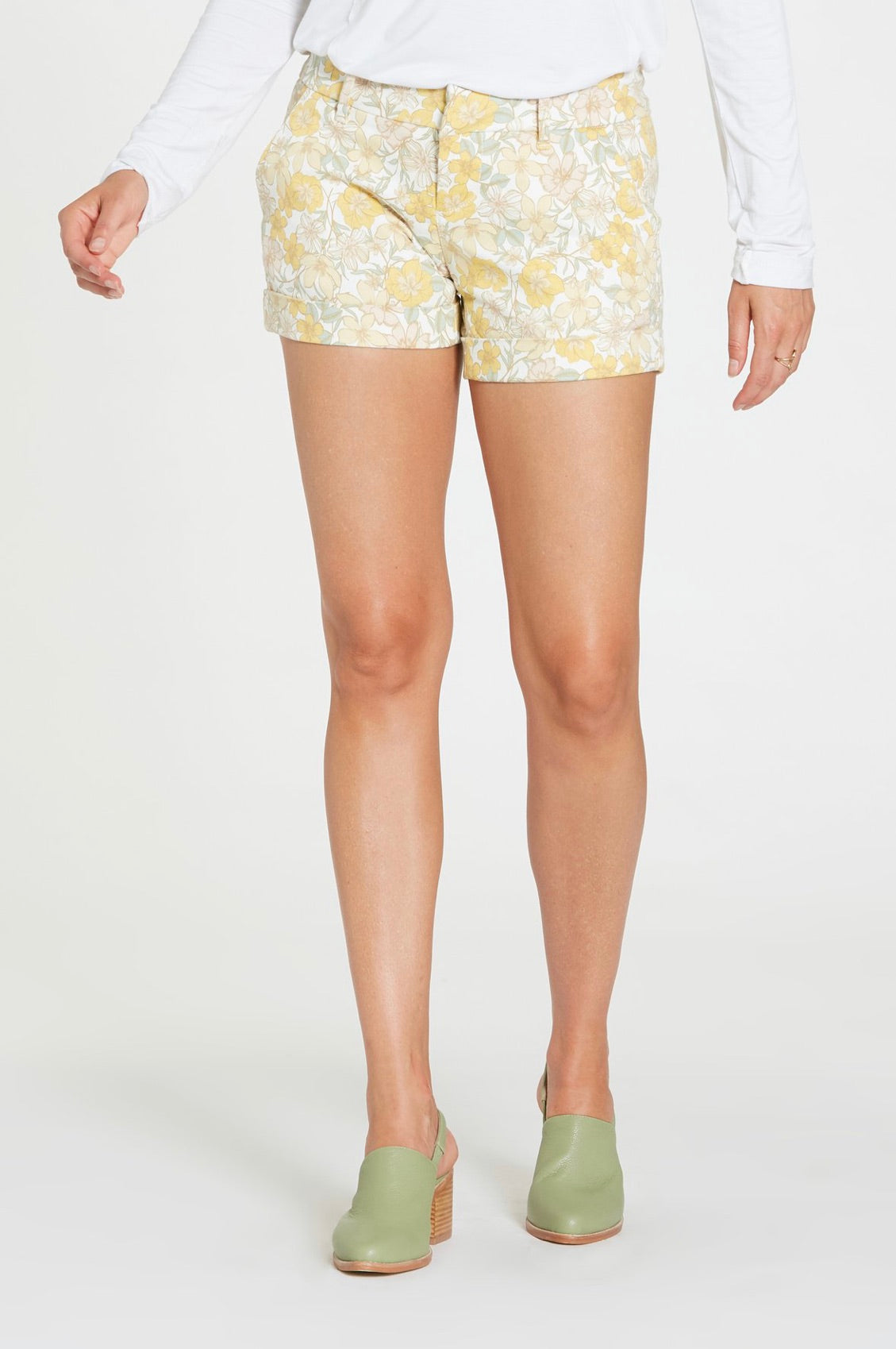Dear John Hampton Comfort Short in Charm