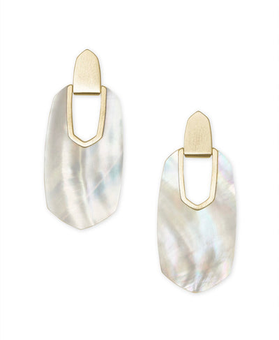 Kailyn Statement Earring in Gold