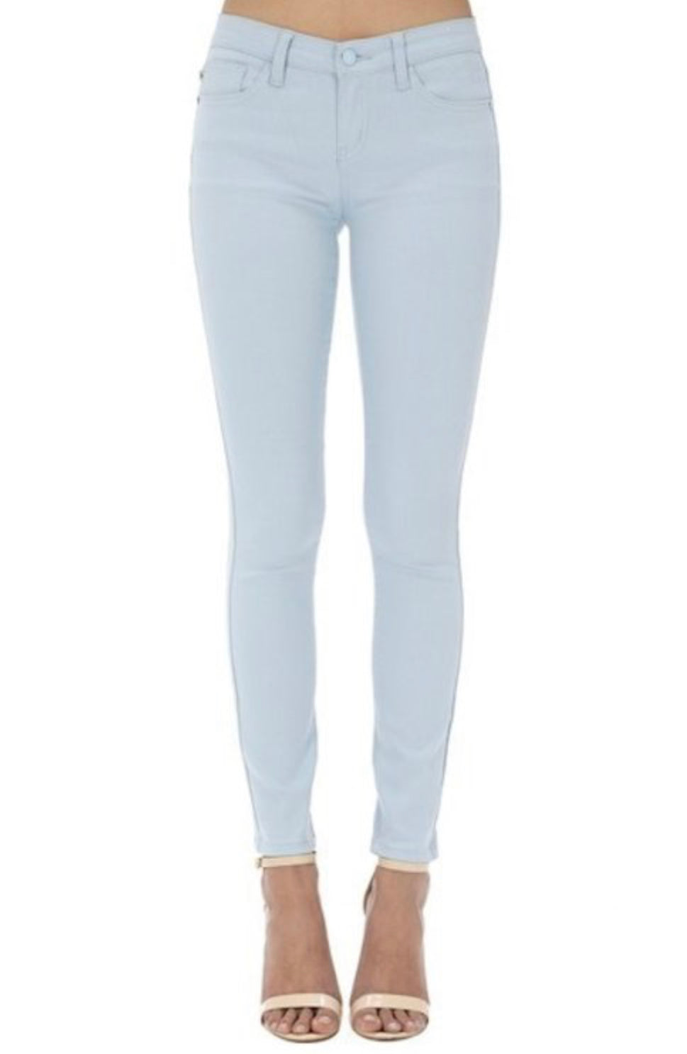 Judy Blue Light Blue Denim Skinny Fit