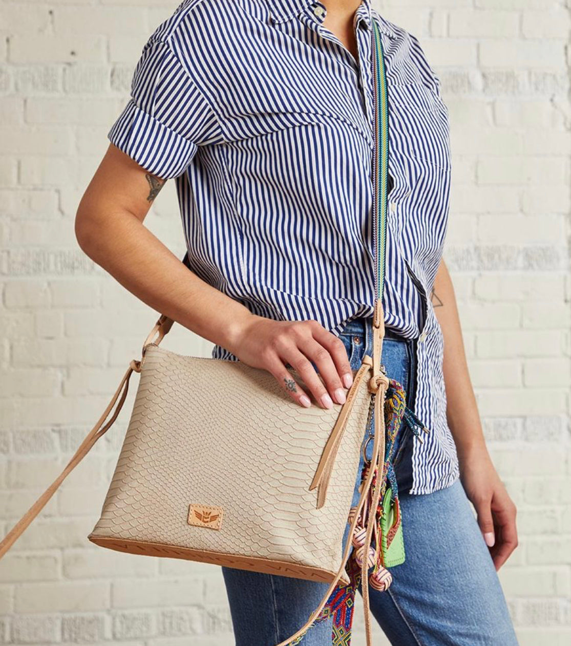 Consuela Downtown Crossbody Thunderbird