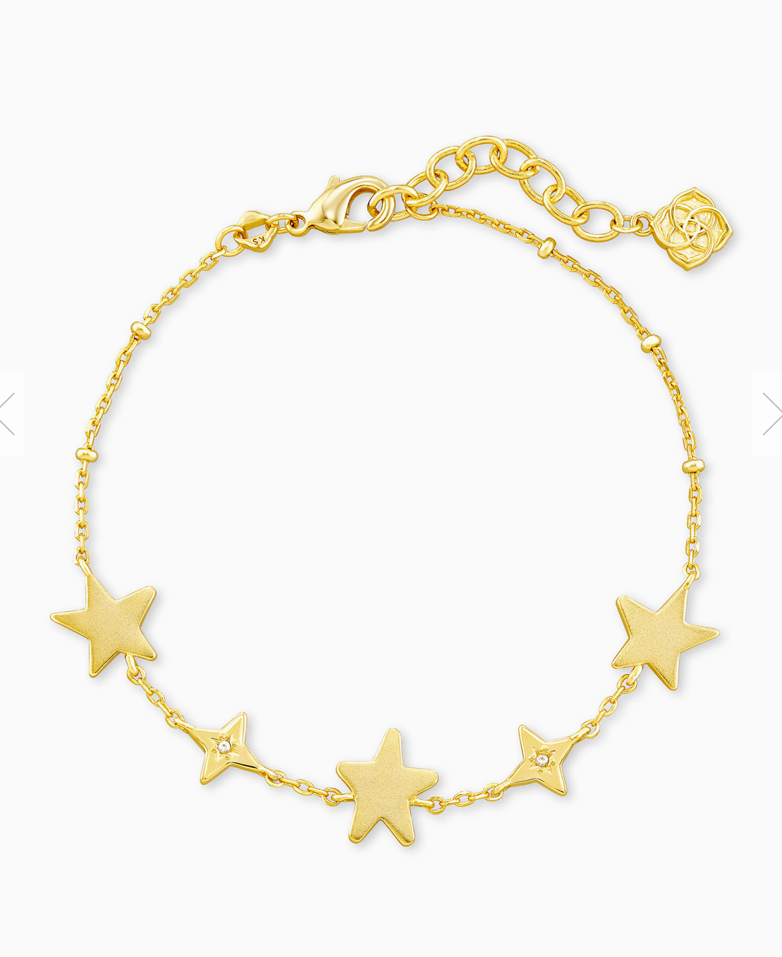 Jae Star Delicate Bracelet in Gold