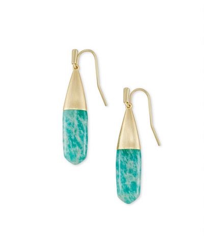 Frieda Drop Earring in Gold