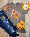 Texas Fall Flower Tee