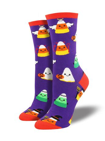 Socksmith Women's Socks-Corny Costume Socks