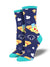 Socksmith Women's Socks-Pizza Dreams