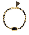 Elaina Braided Gold Friendship Bracelet