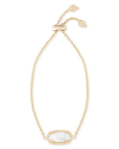 Elaina Gold Adjustable Chain Bracelet