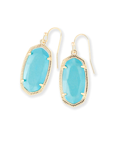 Dani Gold Drop Earrings