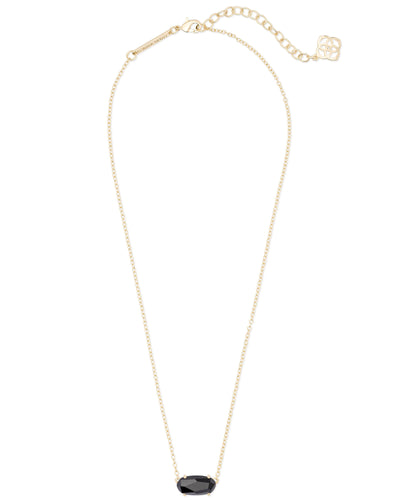Ever Pendant Necklace in Gold
