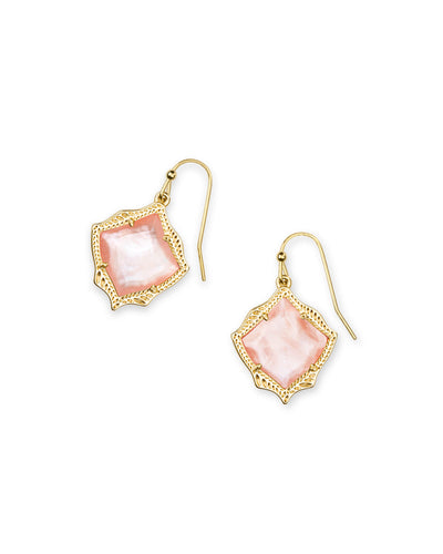Kyrie Gold Drop Earrings