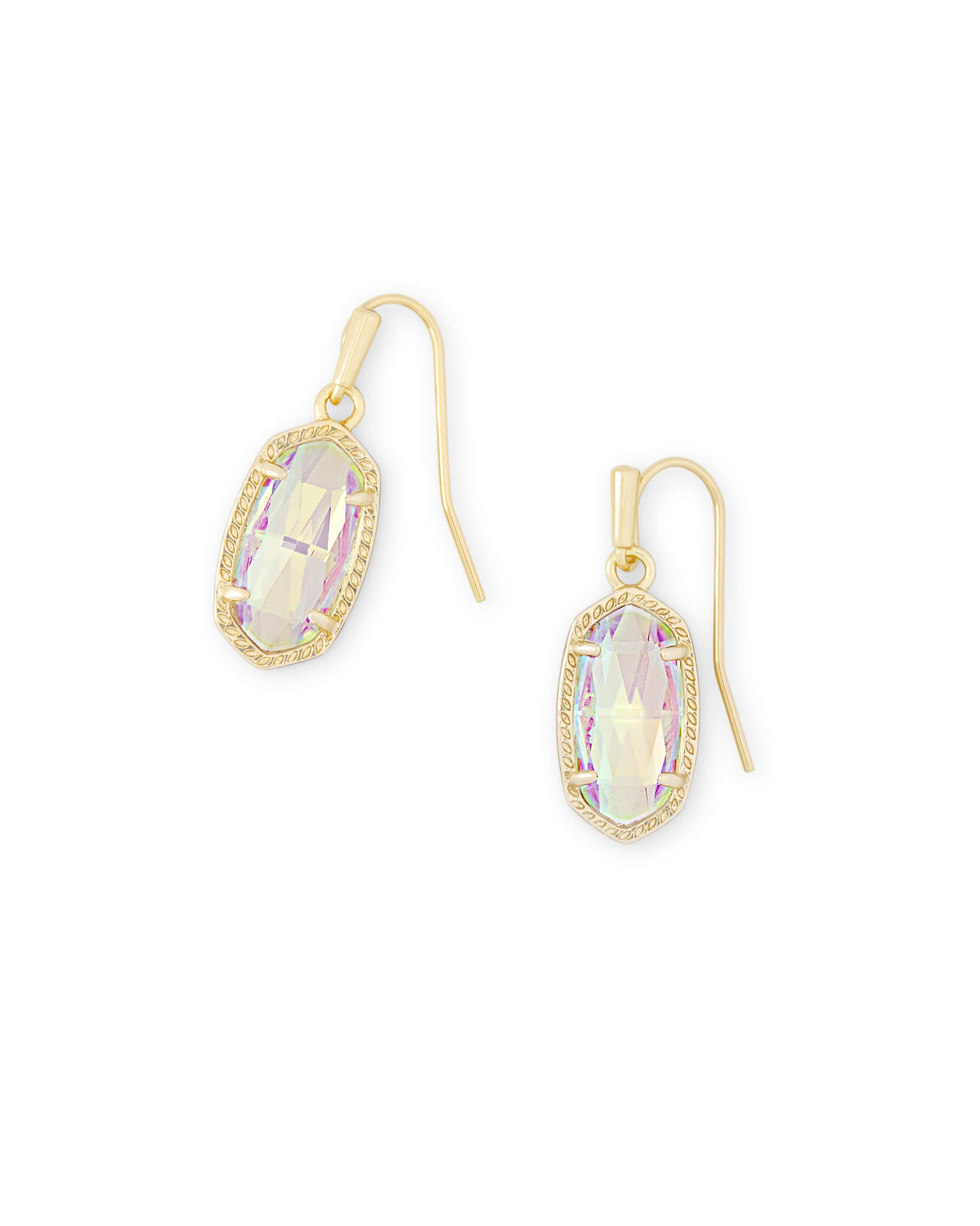 Lee Drop Earrings in Gold
