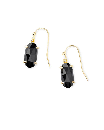Lemmi Drop Earrings in Gold