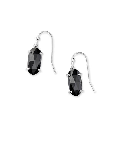 Lemmi Drop Earrings in Silver