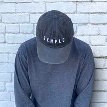 TEMPLE - Vintage Dad Hat**