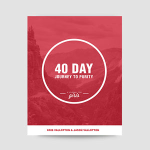 40 Day Journey To Purity <br> Girls (Devotional)