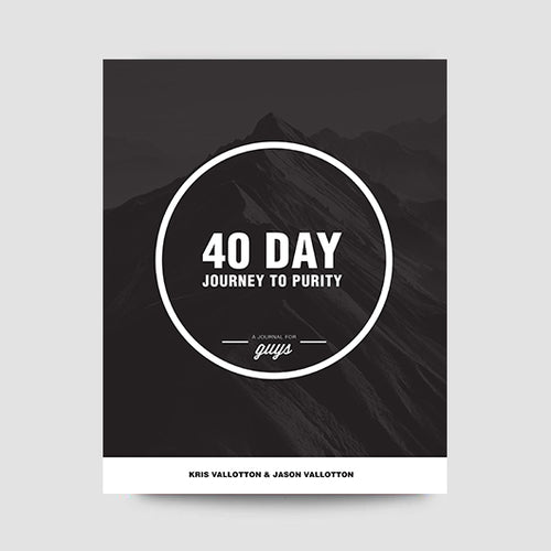 40 Day Journey To Purity <br> Guys (Devotional)