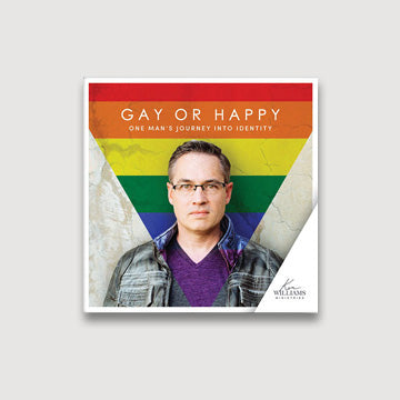 Gay or Happy: One Man's Journey Into Identity
